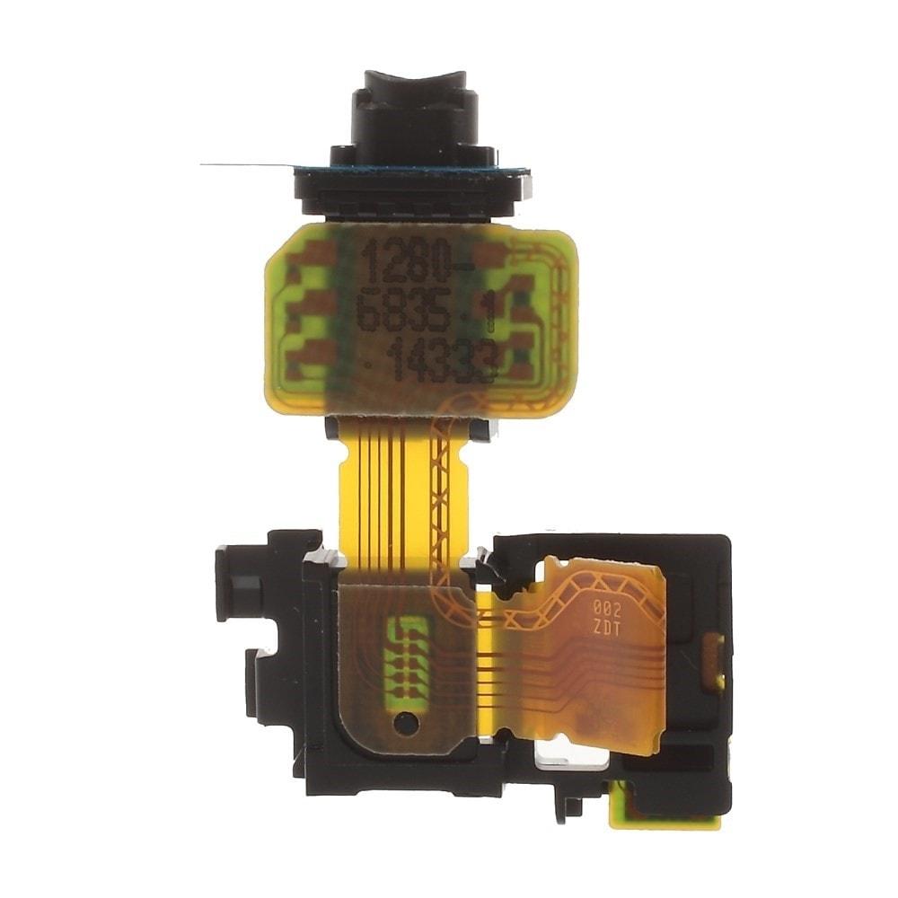 Sony Xperia Z3 audio konektor flex proximtiy jack 3,5mm mikrofon D6603 D6643 D6653