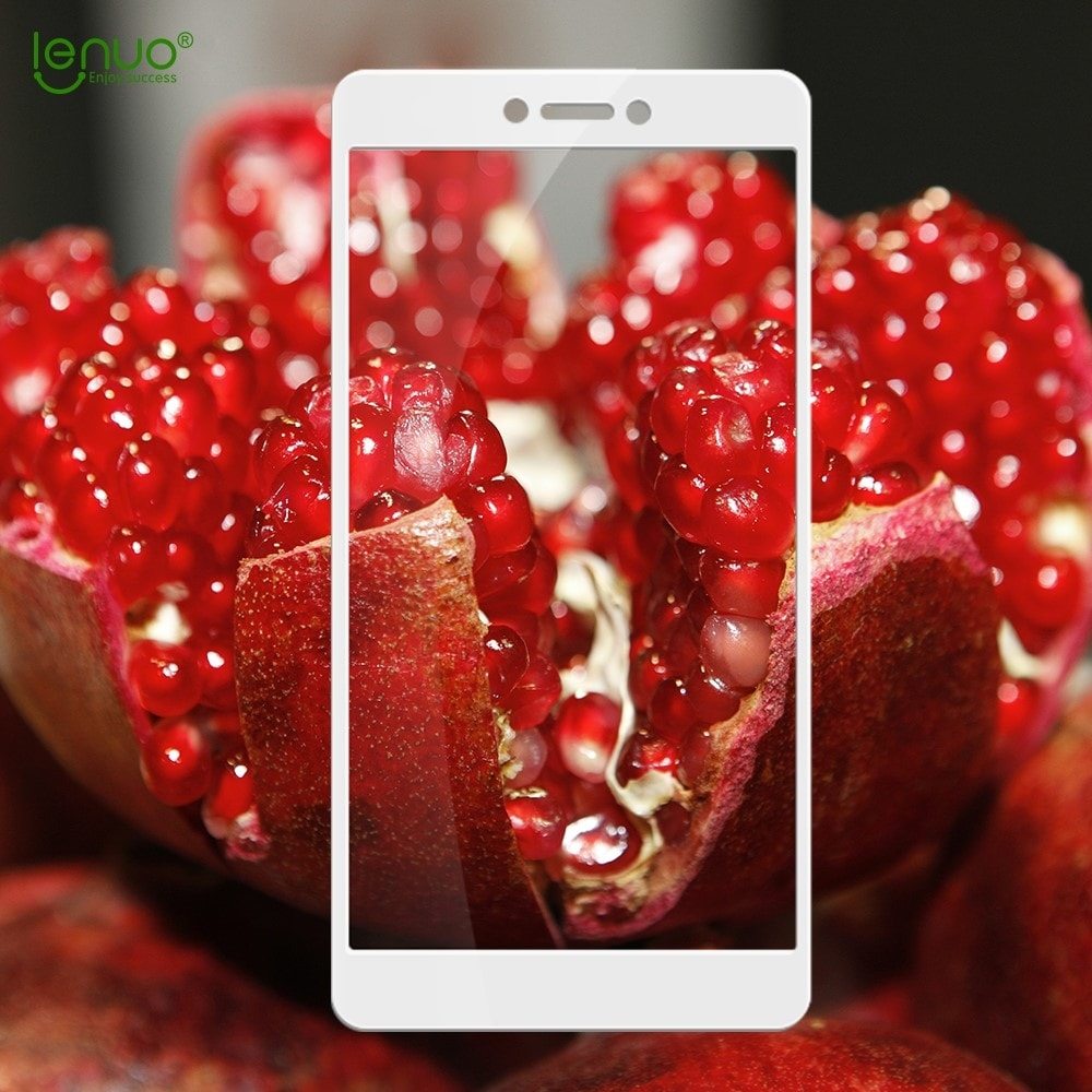 Xiaomi Redmi 4X Ochranné tvrzené sklo 3D bílé s měkkými hrany skla pro skvělé přilnutí