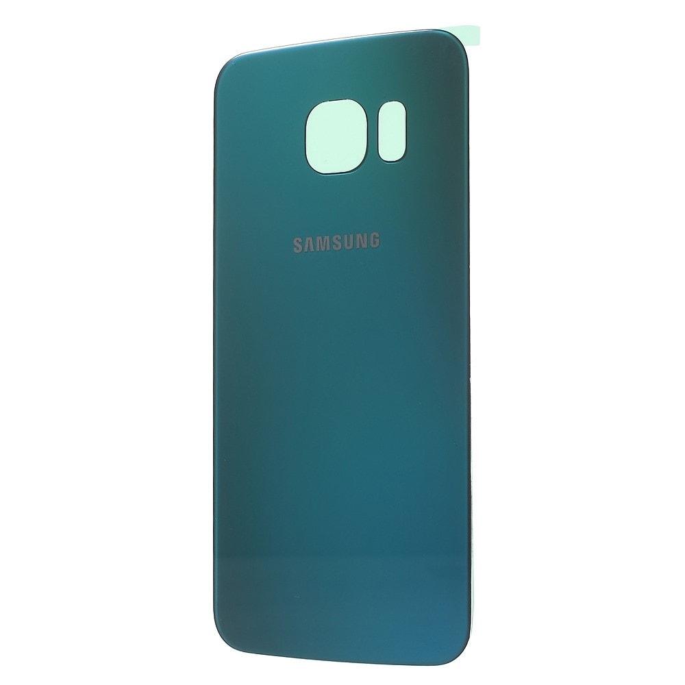 Samsung Galaxy S6 Edge zadní kryt baterie zelený G925F