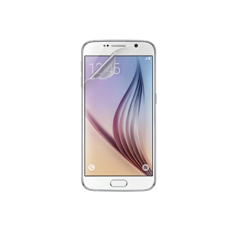 Samsung Galaxy S6 ochraná folie na displej transparentní