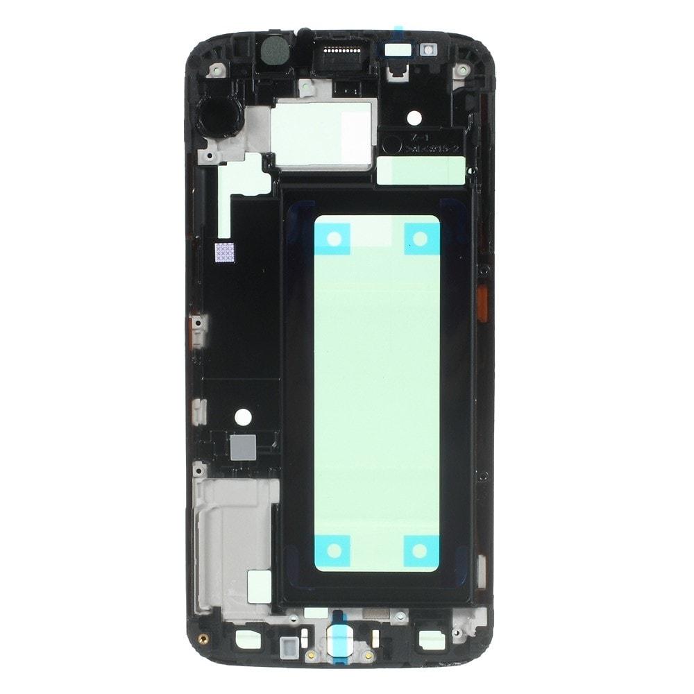 Samsung Galaxy S6 Edge rámeček pod LCD přední kryt G925F
