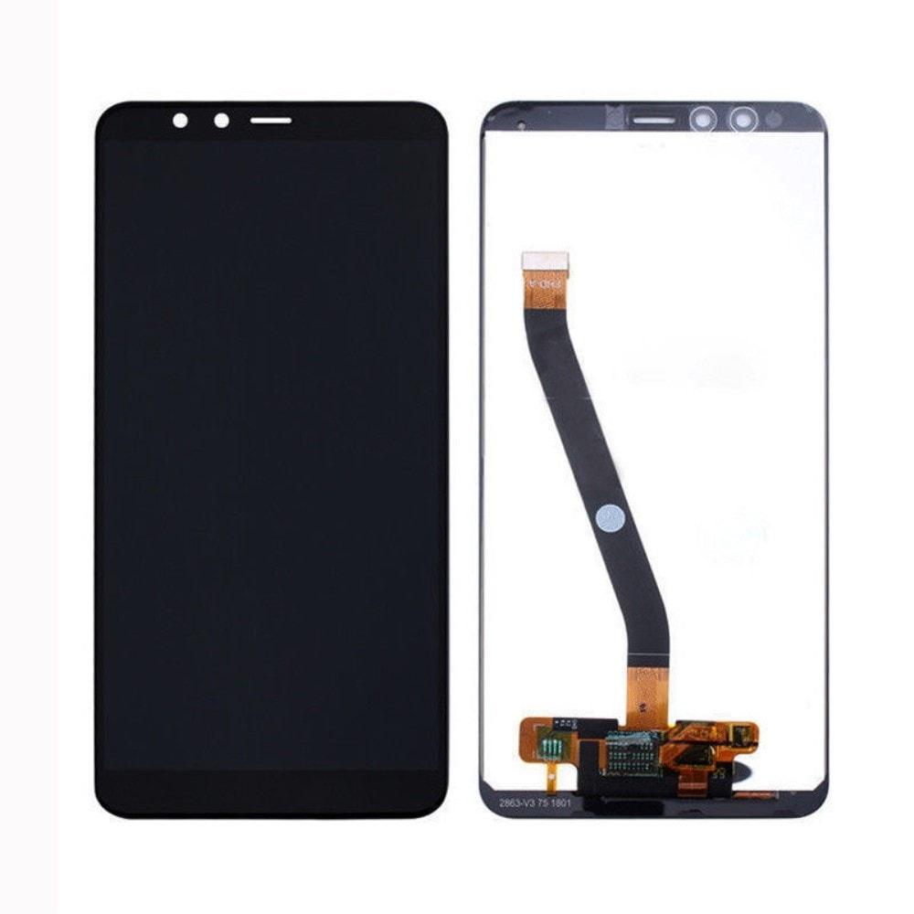 Honor 7A LCD displej dotykové sklo černé komplet přední panel
