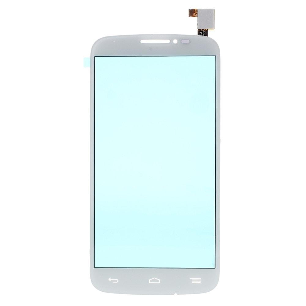 Alcatel One Touch Pop C7 7041 7040 dotykové sklo digitizer bílý