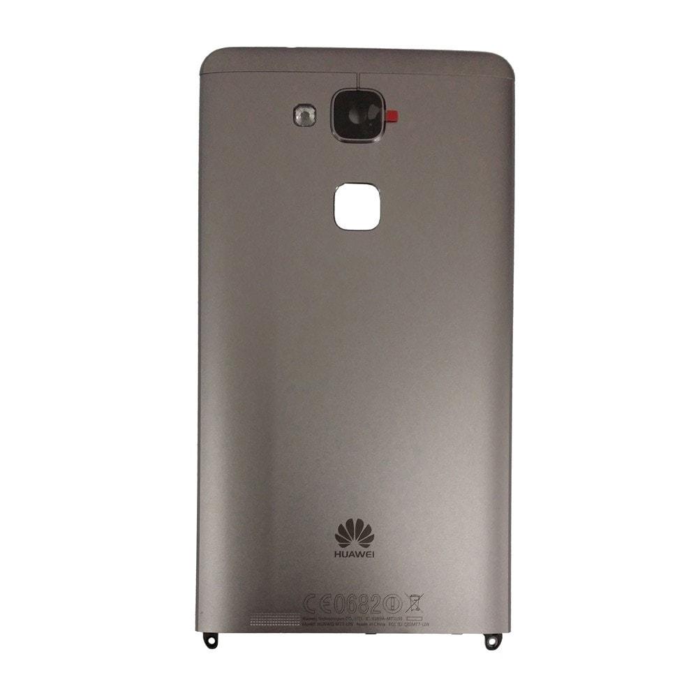Huawei Mate 7 zadní kryt šedý baterie krytka čočky