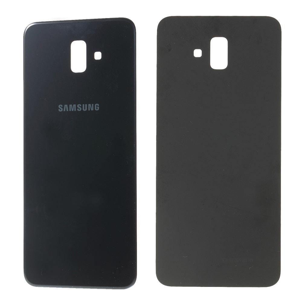 Samsung Galaxy J6 Plus zadní kryt baterie černý J610