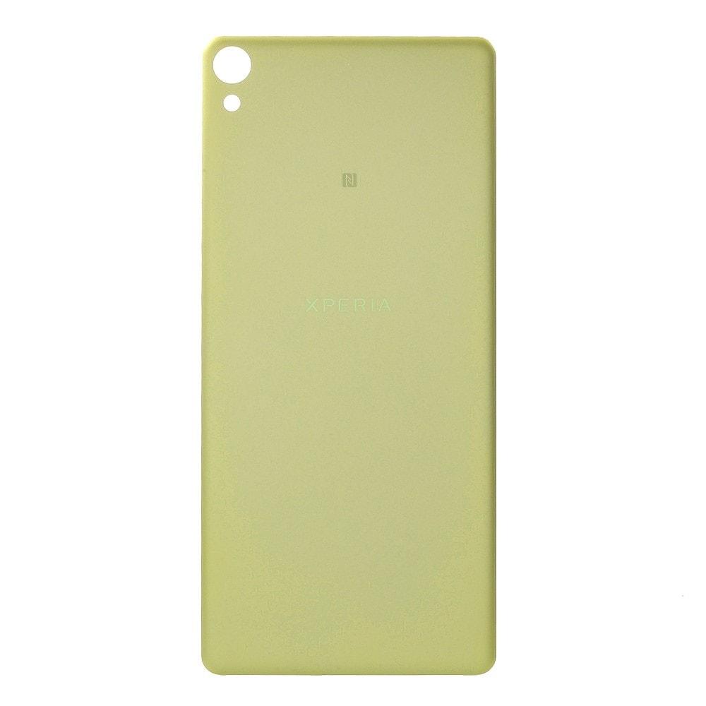 Sony Xperia XA Zadní kryt baterie Limetkově zelená F311