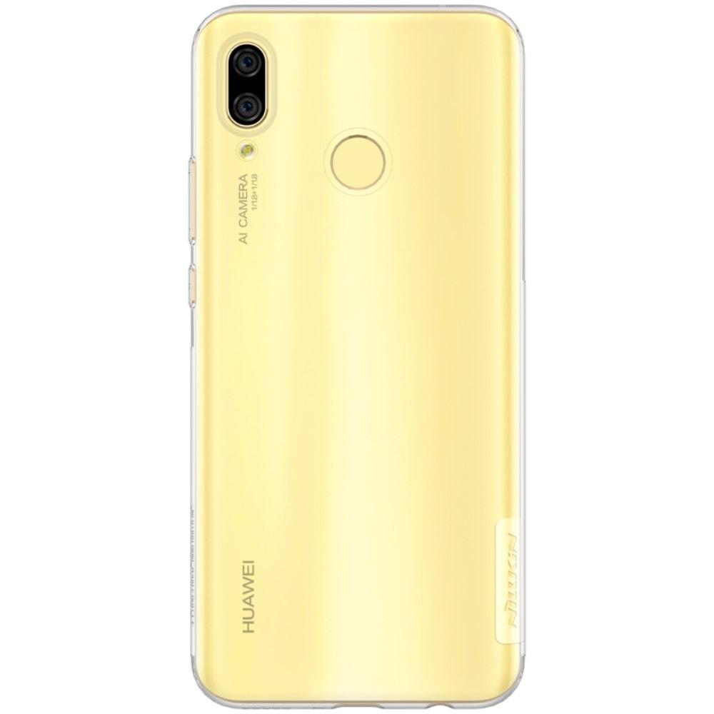 Huawei Nova 3 Ochranný kryt NILLKIN transparentní obal pouzdro