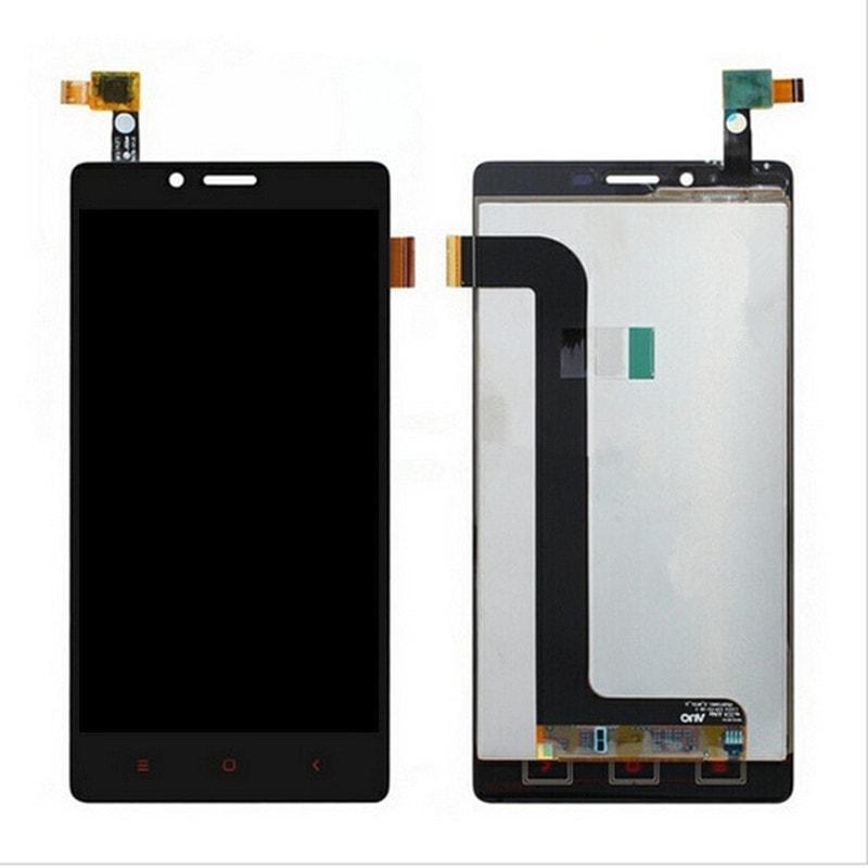 Xiaomi Redmi Note LCD displej černý + dotykové sklo komplet