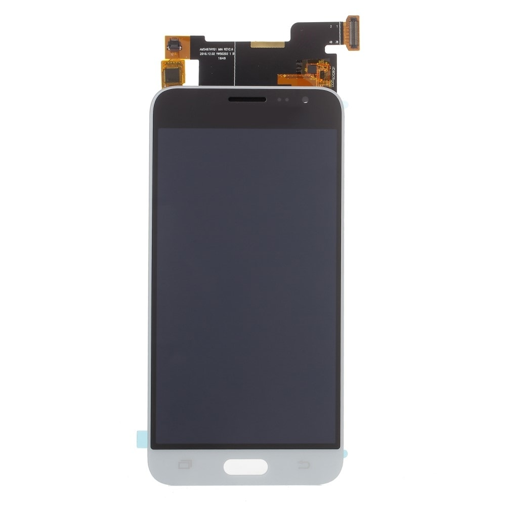 Samsung Galaxy J3 2016 LCD TFT displej dotykové sklo bílé J320F