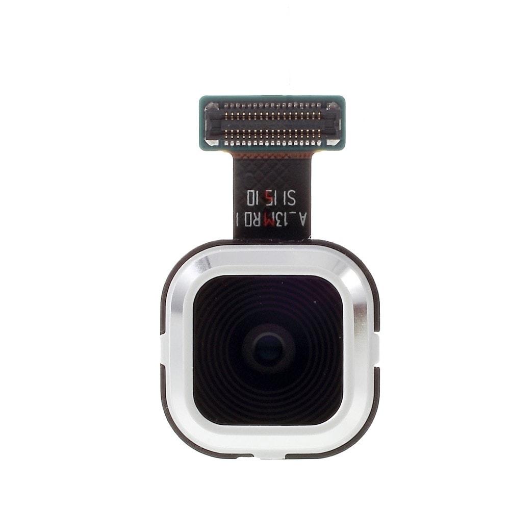 Samsung Galaxy A5 2015 zadní hlavní kamera modul fotoaparátu A500F rámeček stříbrný