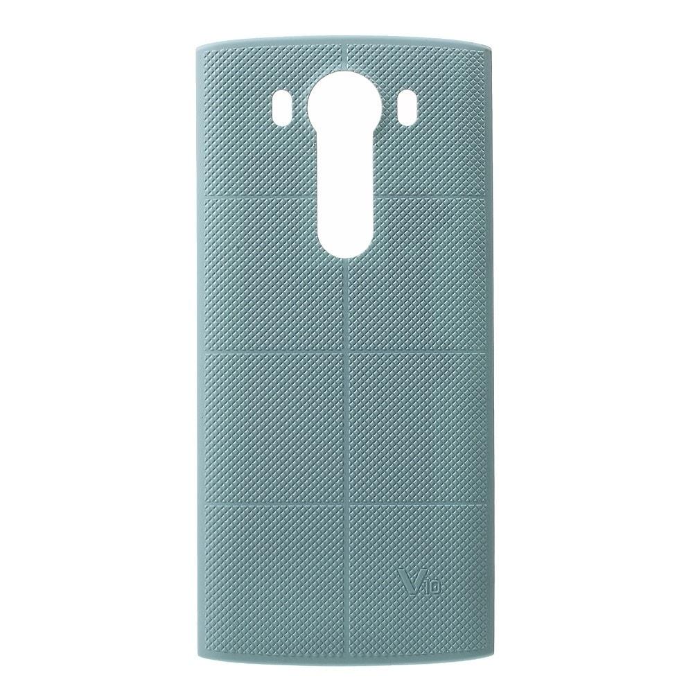 LG V10 Zadní kryt baterie baby blue modrý