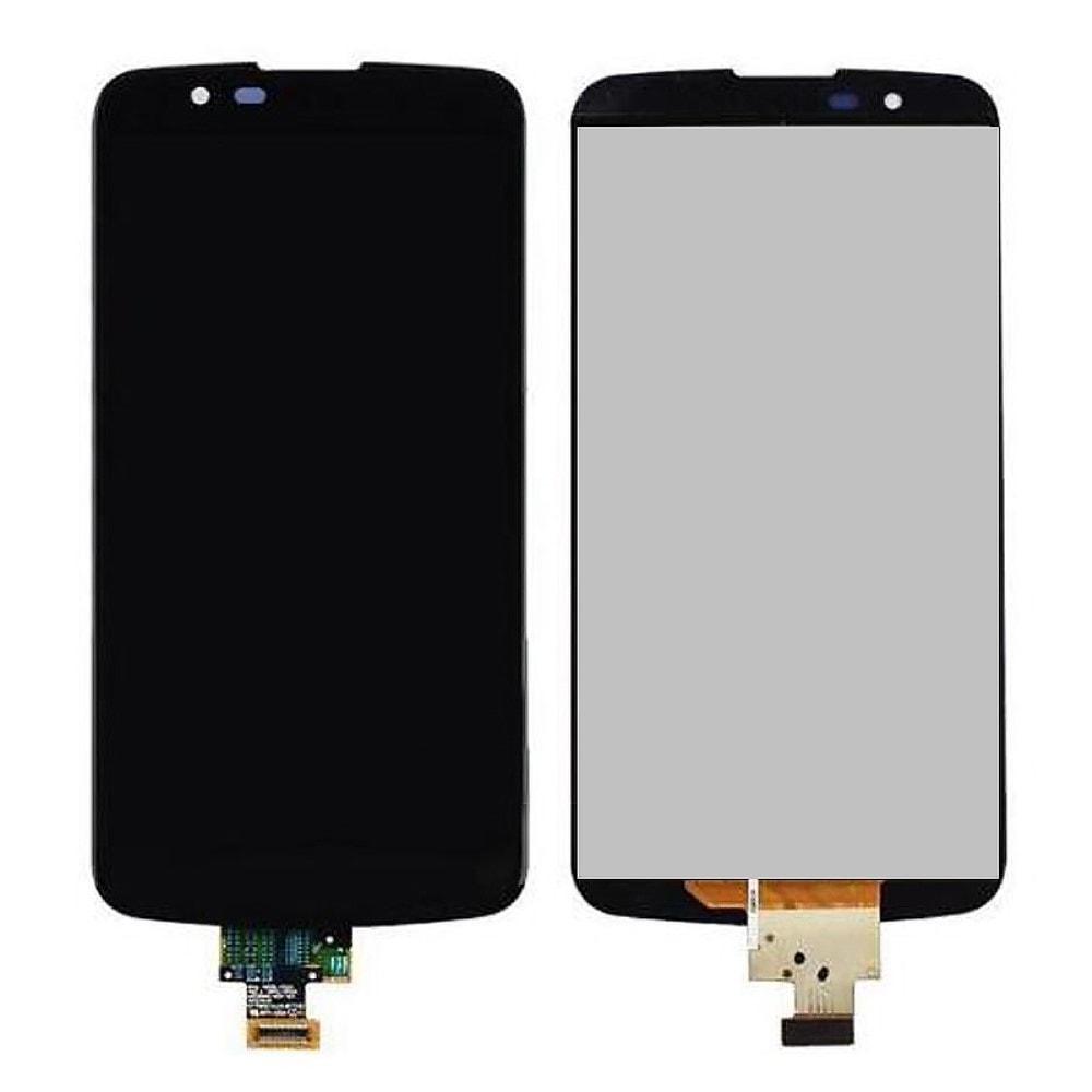 LG K10 LCD displej dotykové sklo komplet přední panel K410 K420N