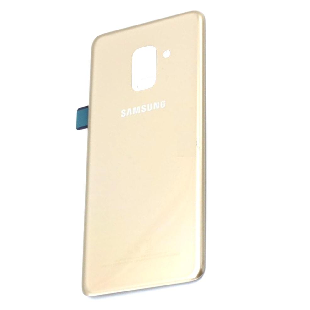 Samsung Galaxy A8 2018 zadní kryt zlatý A530F