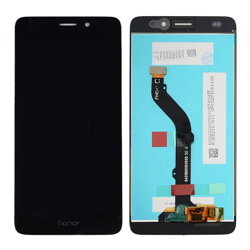 Honor 7 Lite / 5C LCD displej černý + dotykové sklo komplet