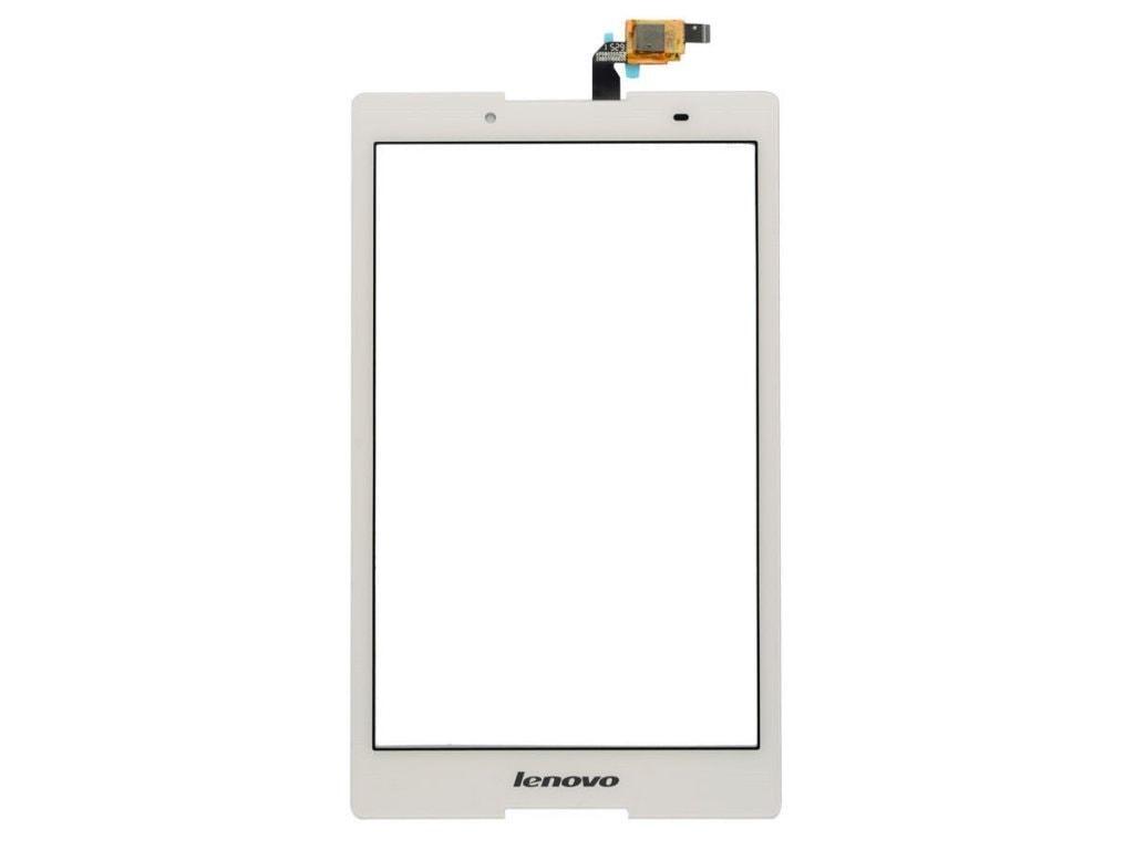 Lenovo tab 2 A8-50 dotykové sklo bílé