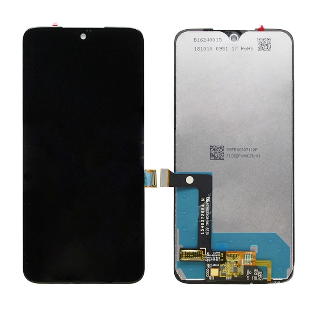 Motorola Moto G7 / G7 Plus LCD displej dotykové sklo komplet přední panel