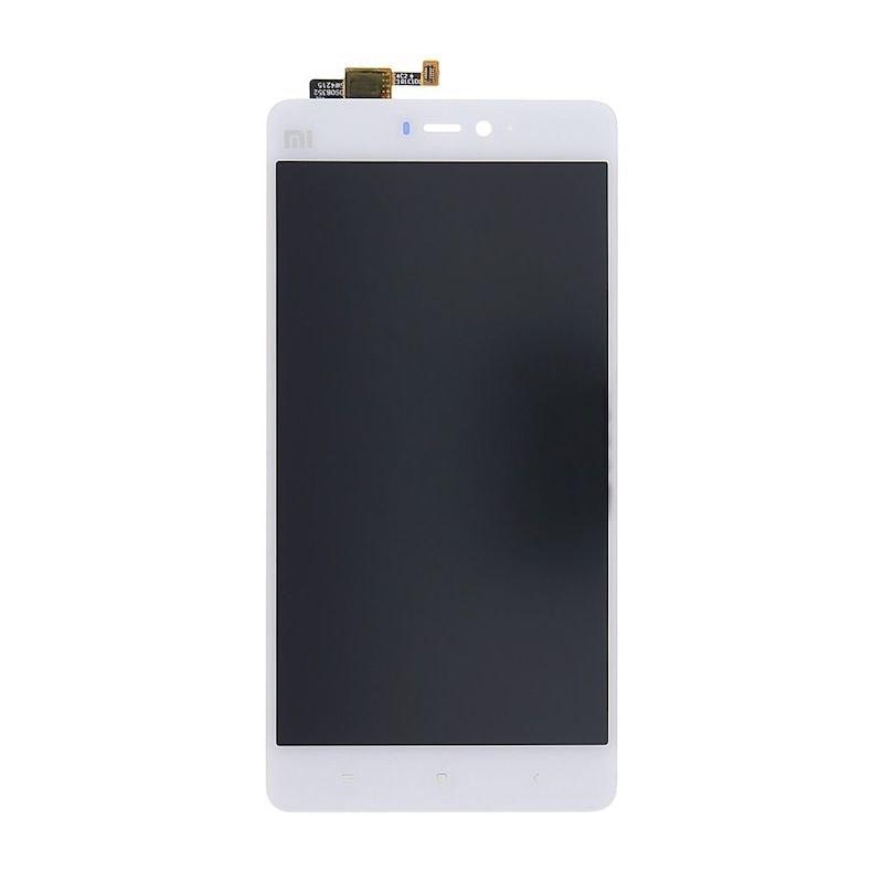 Xiaomi Mi4s LCD displej bílý + dotykové sklo komplet