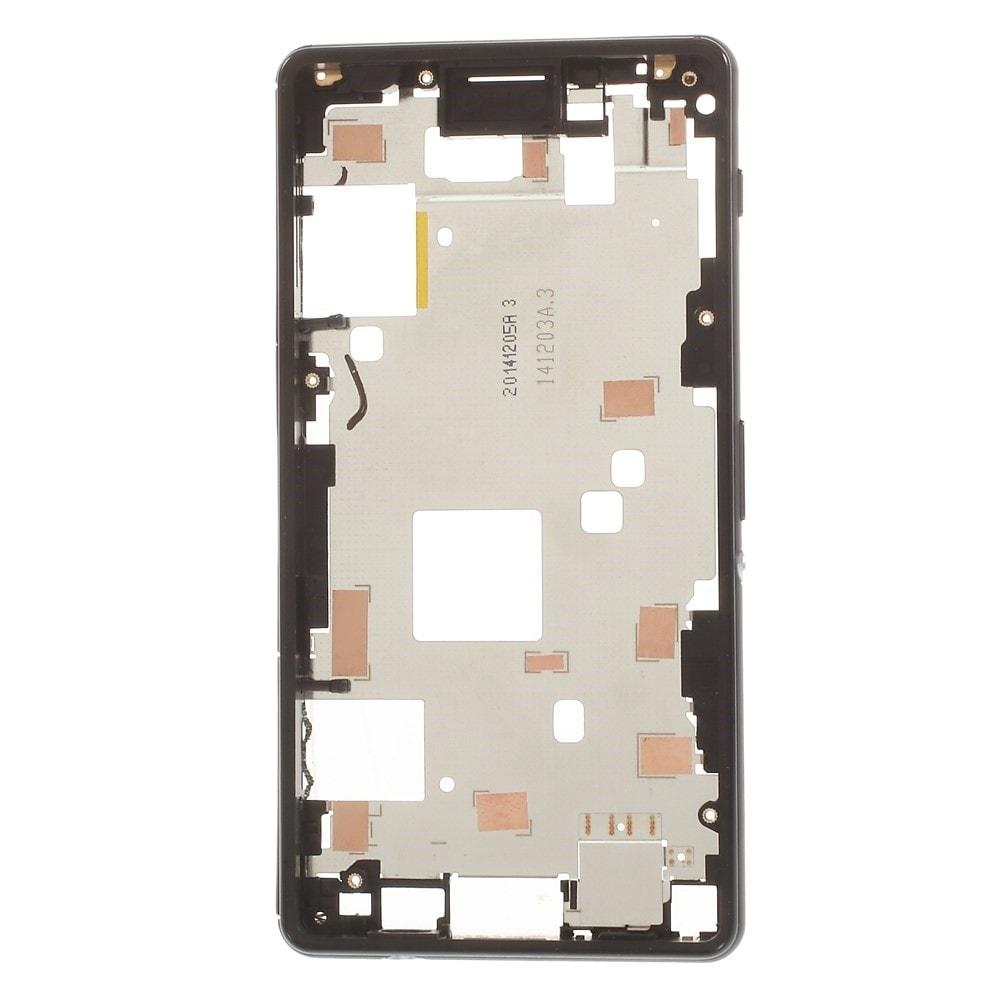 Sony Xperia Z3 compact střední kryt rámeček LCD displeje D5803 černý