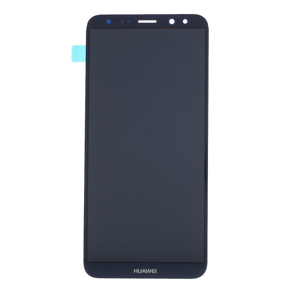 Huawei Mate 10 Lite LCD displej dotykové sklo komplet přední panel tmavě modrý