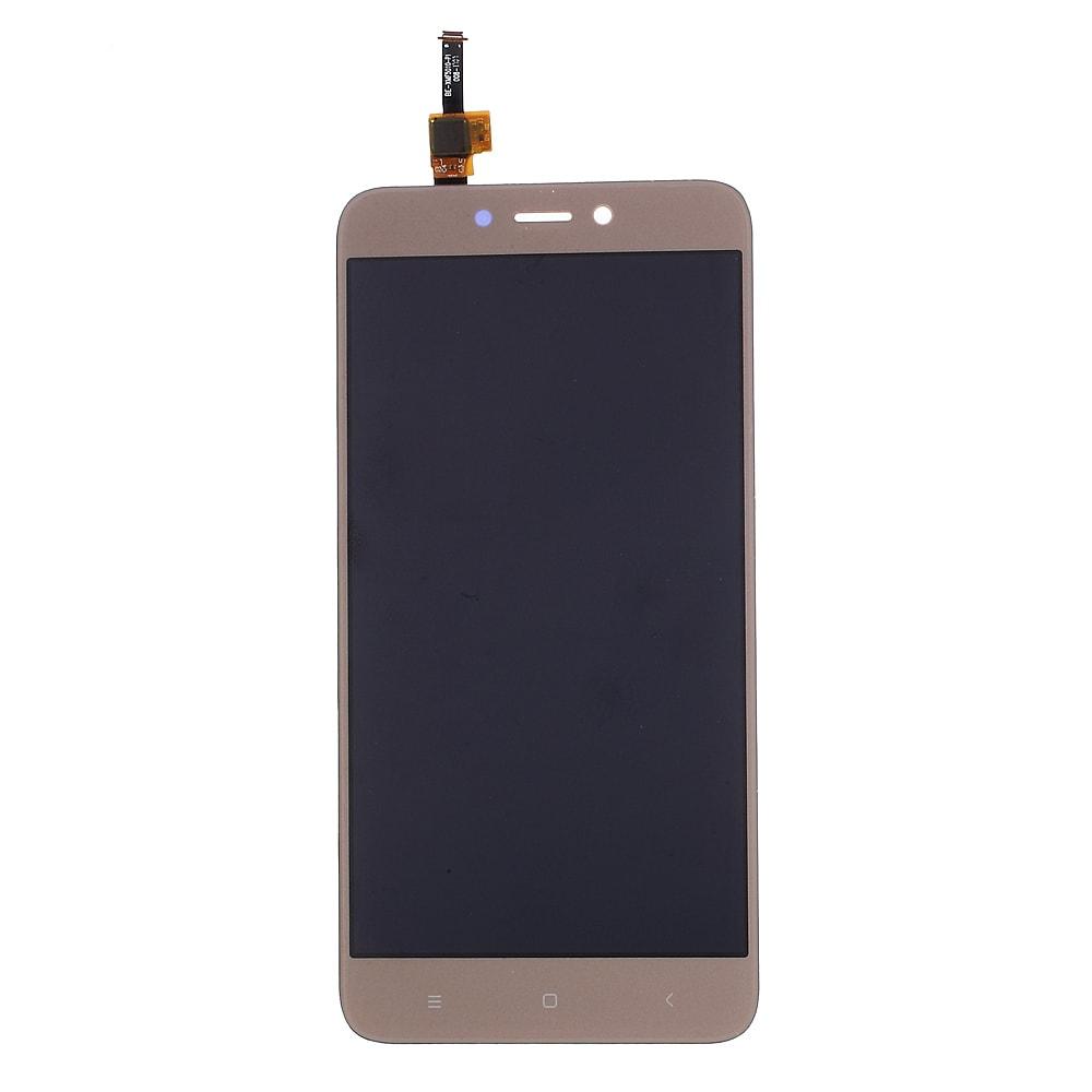 Xiaomi Redmi 4X LCD displej dotykové sklo zlaté