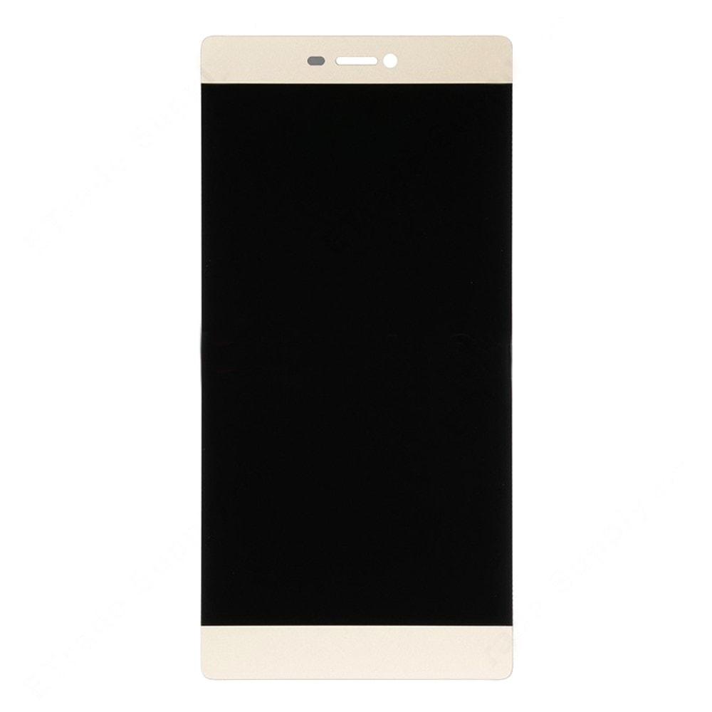 Huawei P8 LCD displej zlatý dotykové sklo
