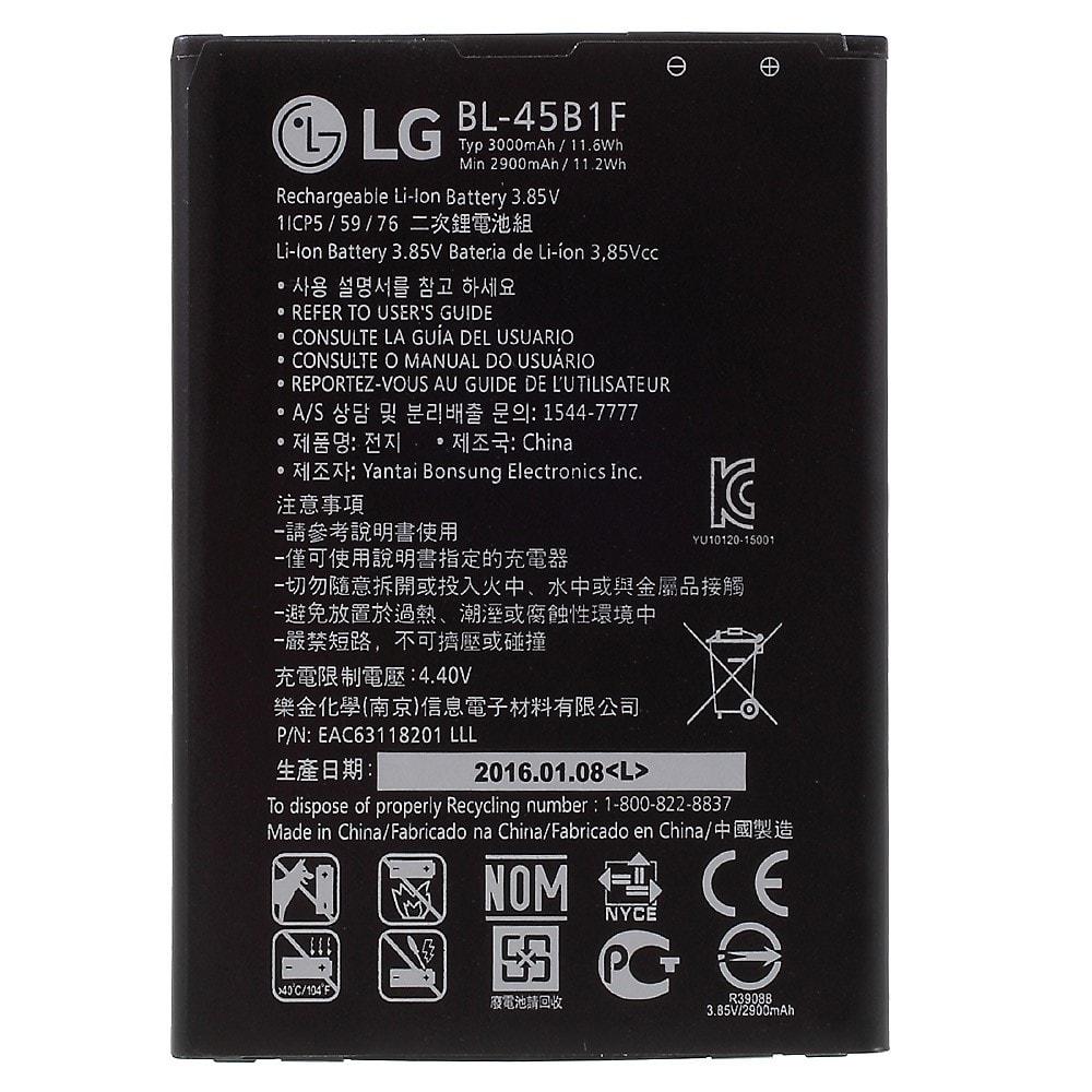 LG V10 Baterie BL-45B1F