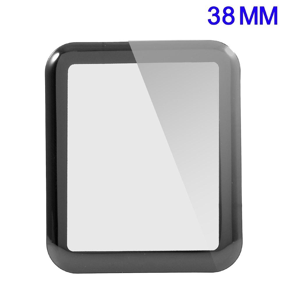 Apple Watch 38mm Ochranné tvrzené sklo 3D