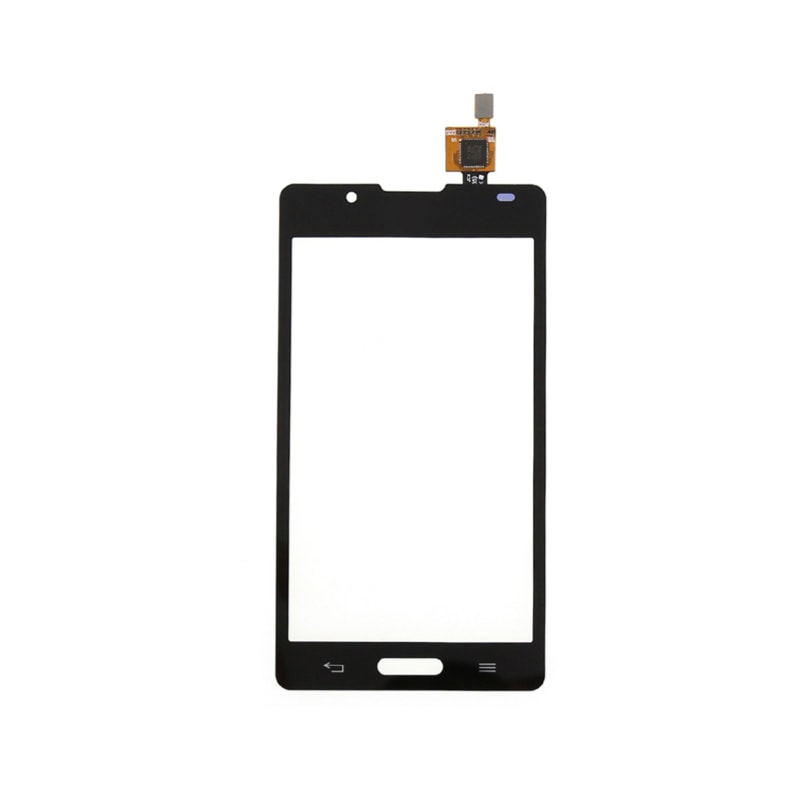 LG L7 II dotykové sklo P710 černé
