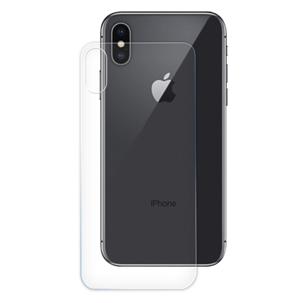 Apple iPhone X/XS Ochranné tvrzené sklo zadního krytu baterie