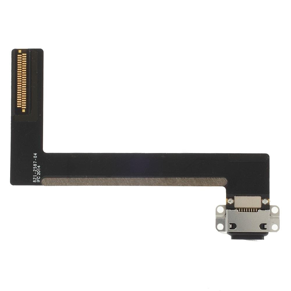 Apple iPad Air 2 nabíjecí port nabíjení pájecí konektor flex černý