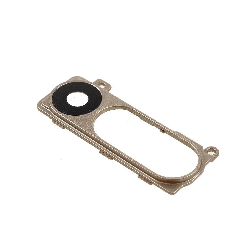 LG G3 krytka čočky fotoaparátu Zlatá