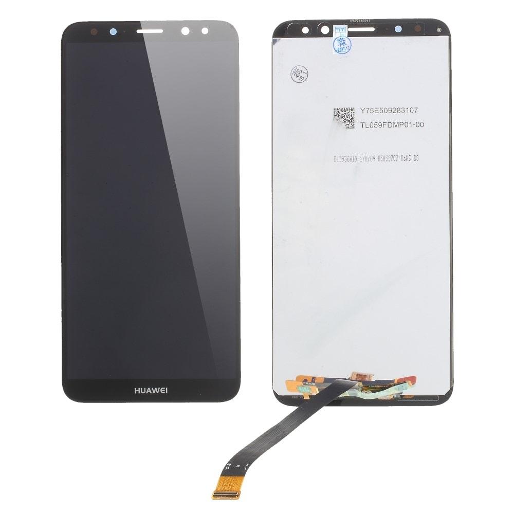 Huawei Mate 10 Lite LCD displej dotykové sklo černé komplet