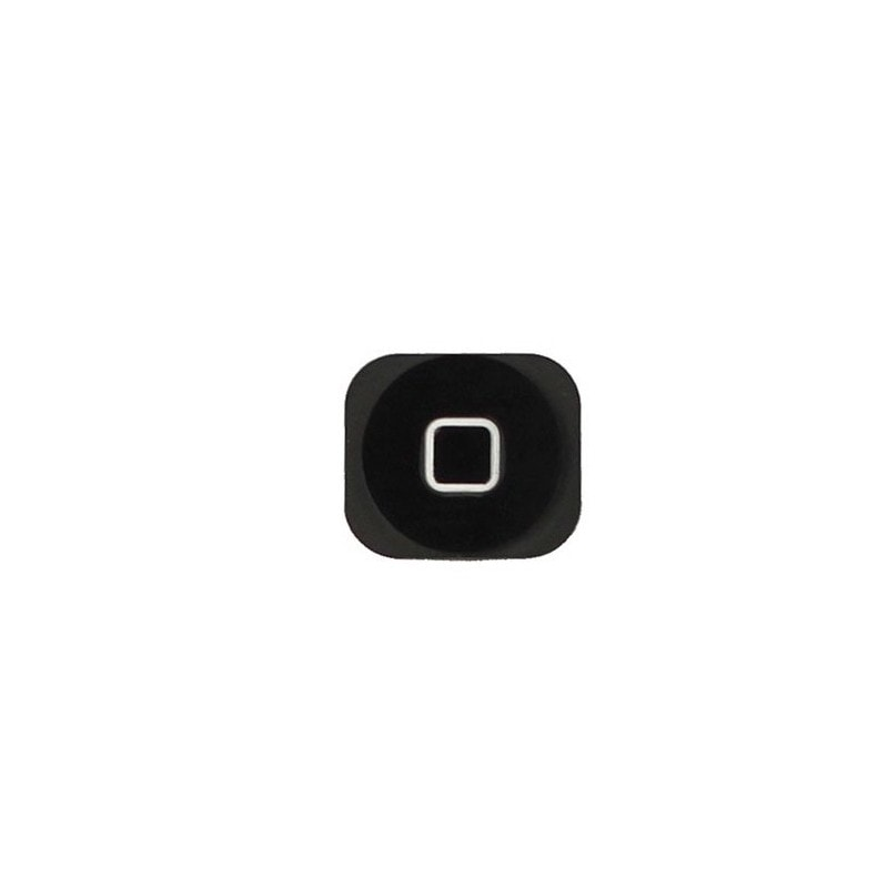 Apple iPhone 5 Home button tlačítko černé