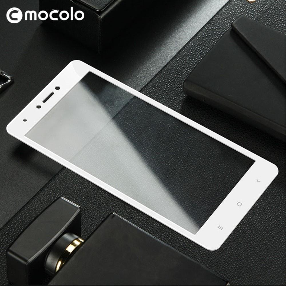 Xiaomi Redmi Note 4 / 4X 3D ochranné tvrzené sklo bílé