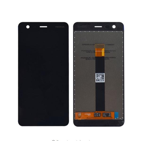 Nokia 2 LCD displej dotykové sklo černé