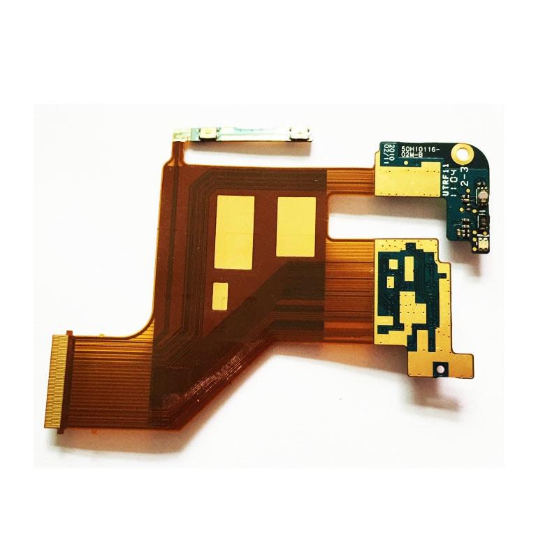 HTC HD2 horní hlavní flex ovládání hlasitosti