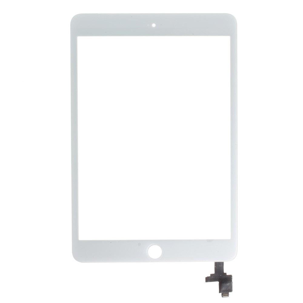 Apple iPad mini 3 dotykové sklo bílé