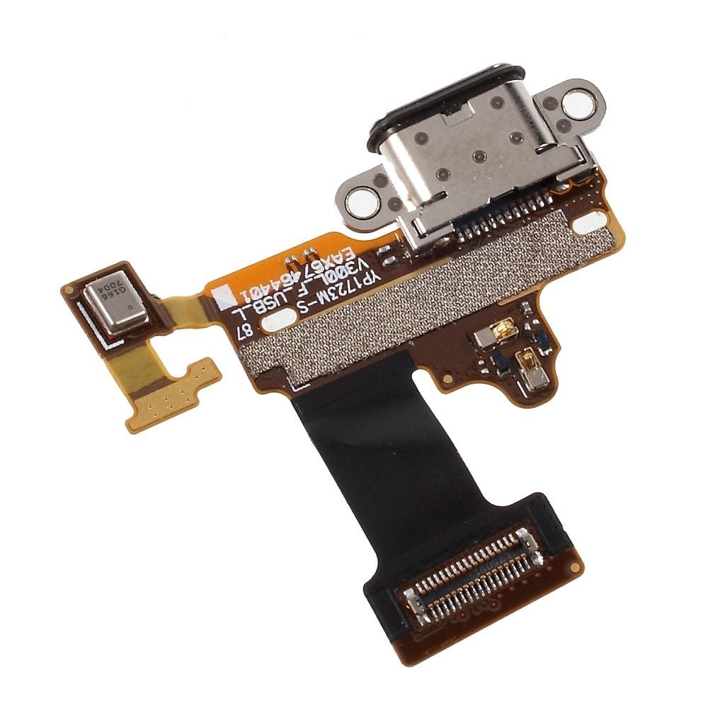 LG V30 nabíjecí usb port nabíjení mikrofon flex napájení