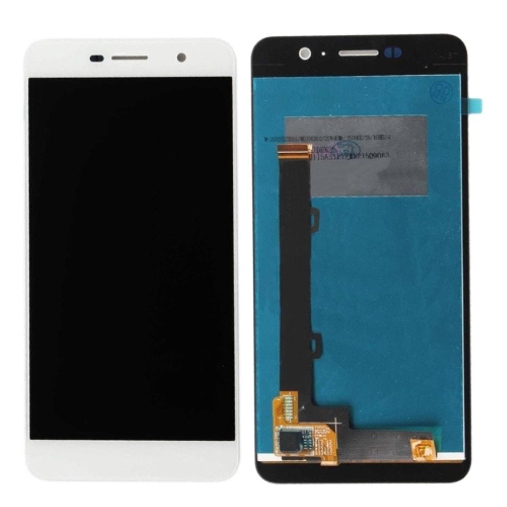 Huawei Y6 Pro LCD displej bílý + dotykové sklo komplet