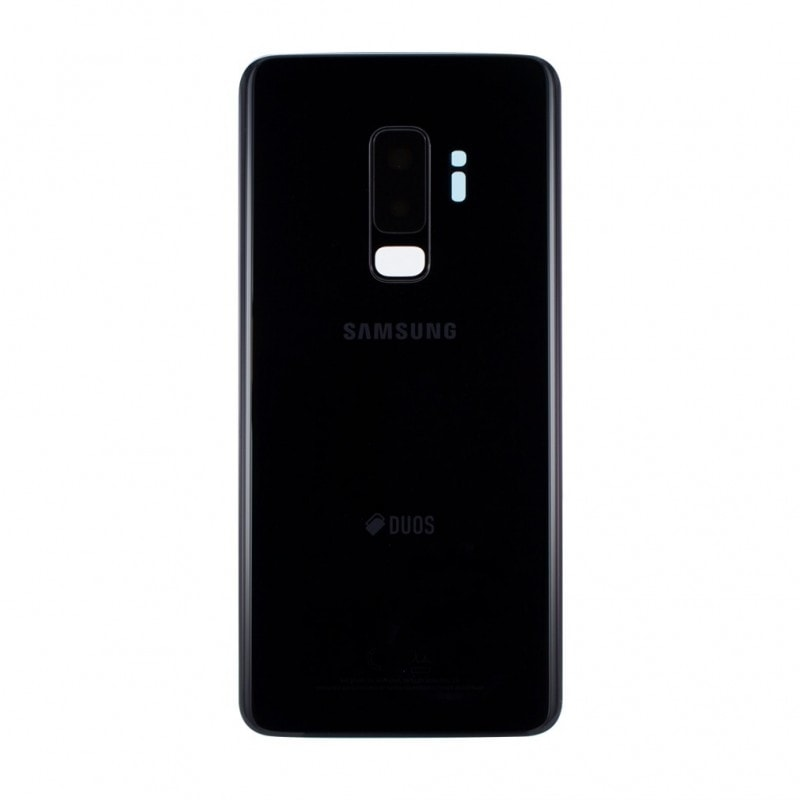 Samsung Galaxy S9+ Plus zadní kryt baterie Černý G965 (Service Pack)
