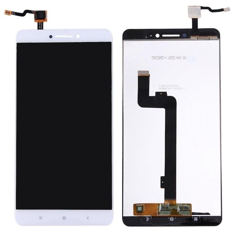 Xiaomi Mi Max LCD displej bílý + dotykové sklo komplet