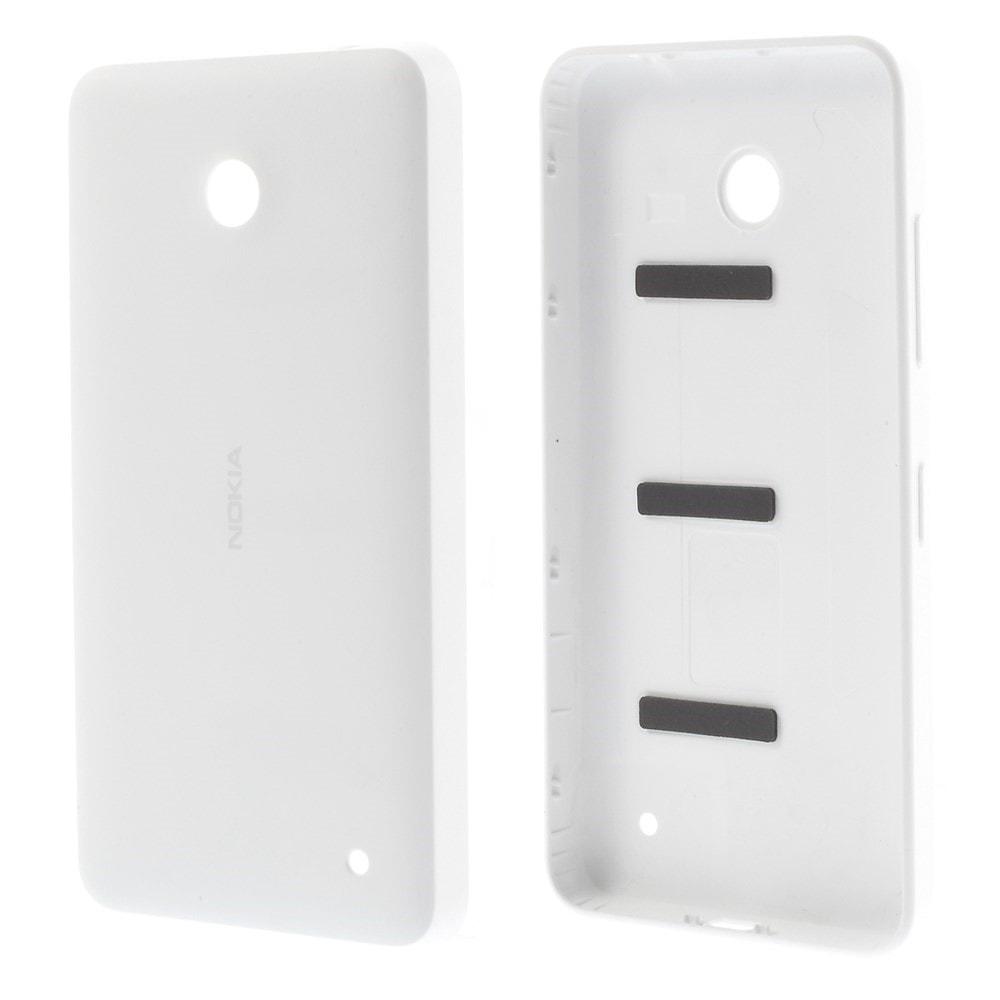 Nokia Lumia 630 zadní kryt baterie bílý