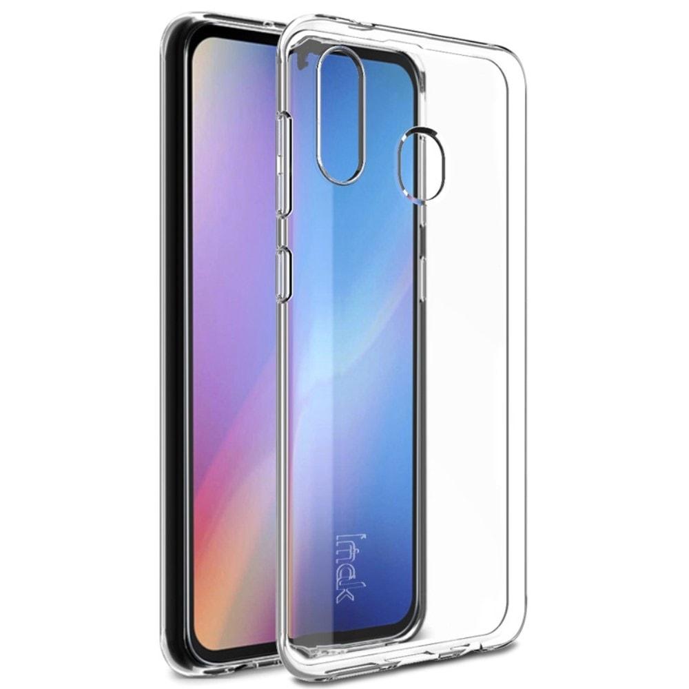 Samsung Galaxy A40 Ochranný zadní kryt obal transparentní
