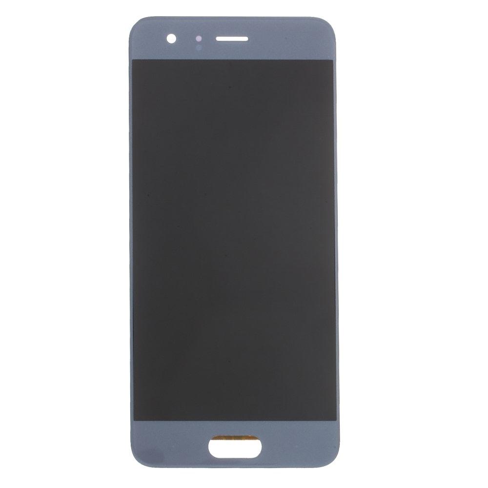 Honor 9 LCD displej šedý komplet dotykové sklo