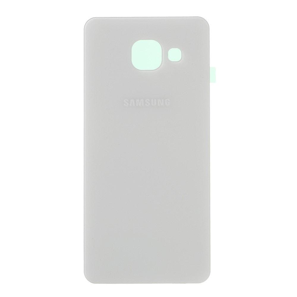 Samsung Galaxy A3 2016 Zadní kryt baterie bílý A310F