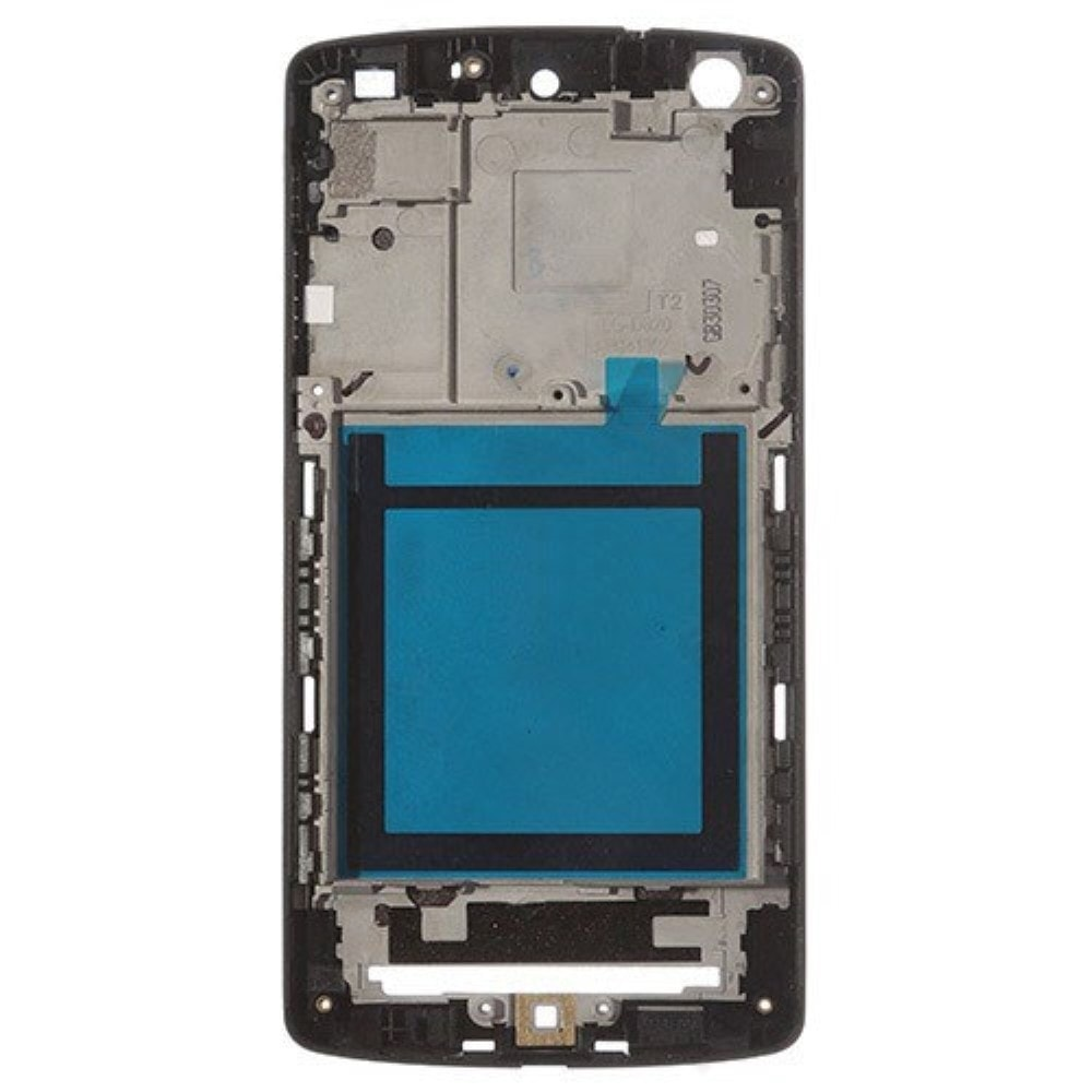 LG Nexus 5 střední rámeček středový kryt telefonu černý