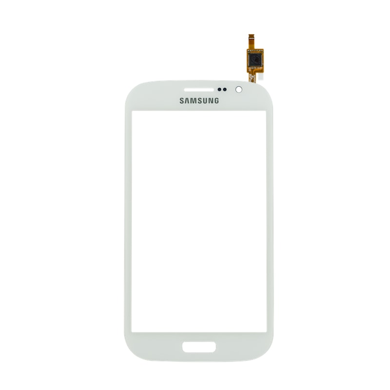 Samsung Galaxy Grand Duos dotykové sklo bílé i9082 i9080