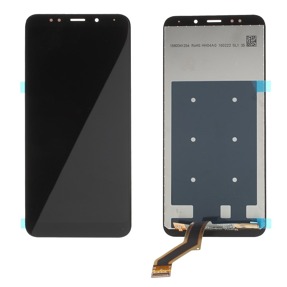 Xiaomi Redmi 5 Plus LCD displej dotykové sklo černé