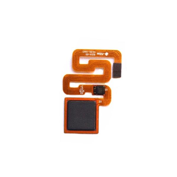 Xiaomi Redmi 4X senzor otisku prstu flex kabel černý