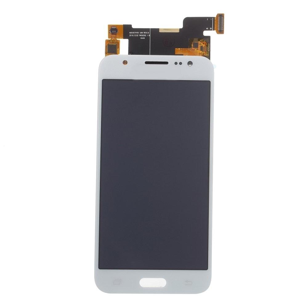 Samsung Galaxy J5 2015 LCD TFT displej dotykové sklo bílá J500F